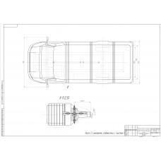 Автомобиль ГАЗ-2705-Газель