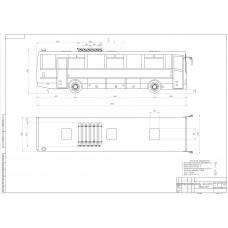 Автобус ЛиАЗ-525634-ВО
