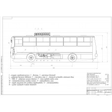 Автобус Скания 112-ВО