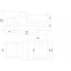 Автомобиль ЗИЛ-4502