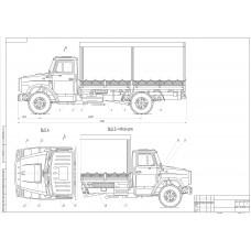 Автомобиль ЗИЛ-4331